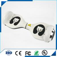Wholesale Kids Outdoor Sports White Mini Self Balancing Scooter With Bluetooth from china suppliers