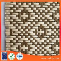 Buy cheap textile non woven paper fabric for hat or bag supplier from China from wholesalers