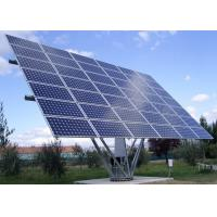 Quality low iron tempered glass solar panel for sale