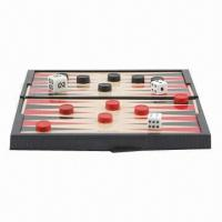 Wholesale Wonder Fun Mini Magnetic Backgammon Set  from china suppliers