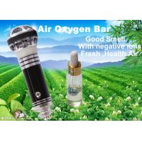 Wholesale New design Jasmin Black Portable Oxygen Bars for Eliminating Peculiar Smells from china suppliers