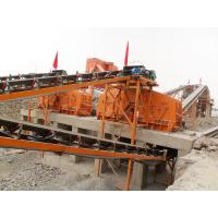 Wholesale Railway Complete Crushing Plant 180 - 200TPH Jaw Impact Crusher Machine from china suppliers