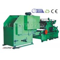 Wholesale 1.8M Carpet Cotton Nonwoven Carding Machine CE / ISO9001 from china suppliers