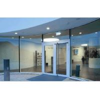 Wholesale Shopping center 250KG Automatic Glass Sliding Door with aluminum frame from china suppliers