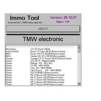 China IMMO TOOL V26.12.2007, Automotive Diagnostic Software To Repair ECUs, Immobilisers on sale