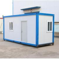 Wholesale prefab steel structure buildings commercial container house from china suppliers