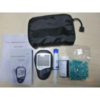Wholesale CE Blood Sugar Test Meter With Strips Fresh Capillary Whole Blood from china suppliers