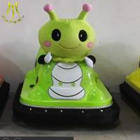 China Hansel outdoor playground  mini electric cars kids token for bumper cars with coins on sale