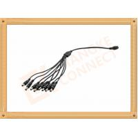 Wholesale CKTRONICS Custom Cable Assembly 1 To 8 Y Type with UL and Rohs standard from china suppliers