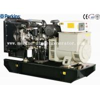 Buy cheap 45KVA Perkins 1500 Rpm Diesel Generator By 1103A-33TG1 Engine Mech Control from wholesalers
