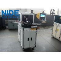 Wholesale Pneumatic Rotor Slot Wedge Inserting Machine / Automatic Coiling Machine from china suppliers