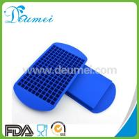 Wholesale New FDA Approved 160 Cavities Cute Small Nini Silicone Ice Tray from china suppliers