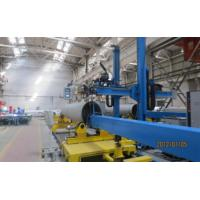 Buy cheap Pipe welding machine Pipe Station Automatic Welding System from wholesalers