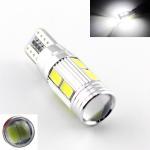 Car Auto LED T10 194 W5W Canbus 10 smd 5630 cree LED Light Bulb