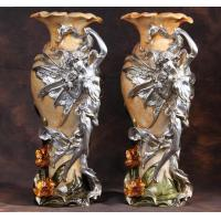 Wholesale Vase Handicraft Home Decor,Custom Resin Vase from china suppliers