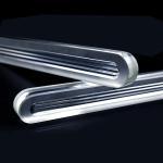 HM Borosilicate Reflex Glass Level Gauge