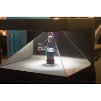 Wholesale 55 Holographic Display Pyramid / Holo Box 3D Hologram Technology from china suppliers