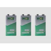 Wholesale Custom CP9V Lithium Primary Battery Consisting Of 3 Li MnO2 Cell from china suppliers