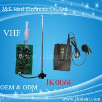 Wholesale JK006C VHF wireless collar microphone for teachers from china suppliers