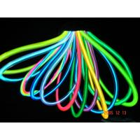 Wholesale High brightness multi-color el wire,neon cable, light tube from china suppliers