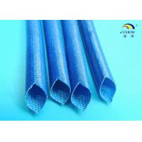Wholesale Flame Resistant Acrylic Fiberglass Sleeving for Wire Insulation , Colorful Electrical Sleeve , Wire Harness from china suppliers