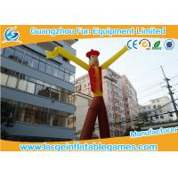 Buy cheap Cowboy Theme Inflatable Advertising Products Inflatable Sky Dancer  Sky Puppet from wholesalers
