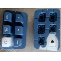 Wholesale Professional Design Rubber Computer Keyboard , Flexible Rubber Keyboard Long Life Cycle from china suppliers