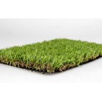 Wholesale Landscape Diy Artificial Turf , Monofilament Synthetic Grass Of PP Woven Backing from china suppliers