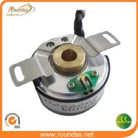 48mm Hollow Shaft Servo Motor Encoder Optical Speed