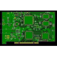 Wholesale Isola FR408 HDI Multilayer PCB Copper Clad  PCBA Gold Finger BGA Blind from china suppliers
