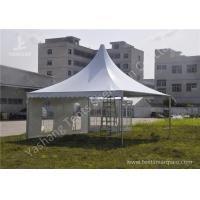 Wholesale Extruded Aluminum Alloy Frame Outdoor High Peak Pole Tent Soft PVC Windows from china suppliers