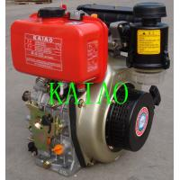 Buy cheap Low Fuel Consumption 12Hp Diesel Engine With 5.5L Fuel Tank Capacity from wholesalers