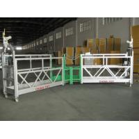 Wholesale High Capacity suspended working platforms Cradle 1.8kw , 2kw for Large ships cleaning from china suppliers