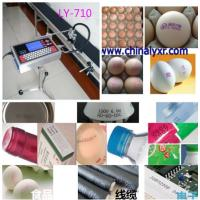 Wholesale Ly-710 Multi-Heads Online Ink Jet Coding Machine/LY-710/bottle date printing machine from china suppliers