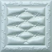 Wholesale Carved Leather Decorative 3D Wall Panels Fire Resistant Embossed from china suppliers