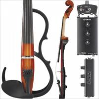 Wholesale YAMAHA Japan Silent Electric Violin SV255 BR 5-String Brown from china suppliers