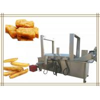 Wholesale HR4000 Automatic Fryer Machine For Potato Chips Production Line Stainless Steel Body from china suppliers