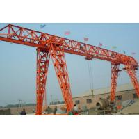 Wholesale Industrial Hoist Lifting Equipment 5 ton Electric Bridge Gantry Crane Safety from china suppliers