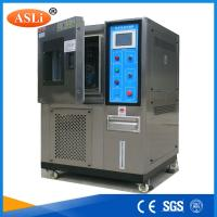Wholesale Rapid temperature changes test chamber , Fast Temperature Impact Test Machine from china suppliers