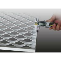 Wholesale Aluminium expanded Metal Mesh Ceiling panel For Building Interior Decoration from china suppliers