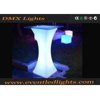Wholesale Wedding party portable bar tall cocktail tables for events , cocktail reception table from china suppliers