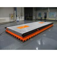 Quality Aerospace Industrial Air Cushion Vehicle Automatic Balancing Transport Platform for sale