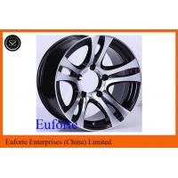 Wholesale 15 x 8 Double Spokes Off Road Black Wheels 16inch Black Suv Rims from china suppliers