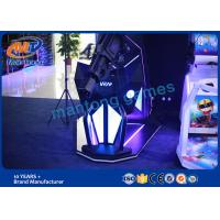 Quality Easy Operated Virtual Reality Simulator Gatlin Gun For Game Center / Shopping Mall for sale