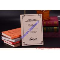 Wholesale Hot sale cartoon design harry potter student hardcover notebook, various style personalize from china suppliers