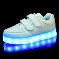 Wholesale LED Light Shoes Sports Kids Footwear from china suppliers