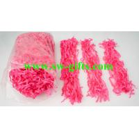 Wholesale Fancy colorful shredded paper ,tissue shredded paper ,colored shredded from china suppliers