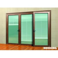 Wholesale Laminated Glass Aluminum Window & Door Aluminum Casement Door from china suppliers