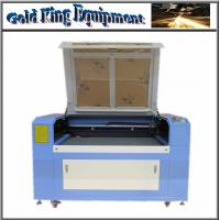 Wholesale Gold-1290 Wood,Acrylic,MDF,Leather,Paper,Rubber,Cloth Laser cutting machine from china suppliers