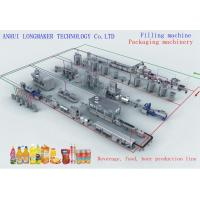 Wholesale Fully Automatic Juice Filling Equipment / Juice Filling Production Line/perfect water product line from china suppliers